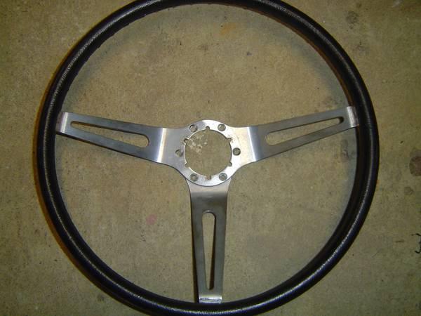 GM/Chevelle/Corvette/GS  Sport Steering Wheel (Taunton, MA) $150