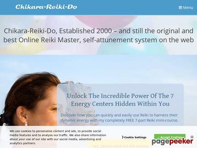 Ultimate Online Reiki Package – Chikara-Reiki-Do