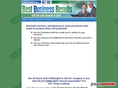 Speed Study Book – Get the Best Business Results With the Least Amount of Effort