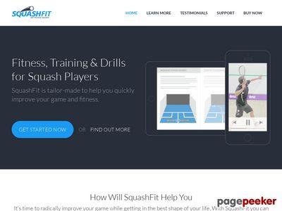 Squash Training – Video Lessons, Drills & Routines  | SquashFit Training