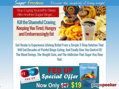 The Sugar Freedom Diet