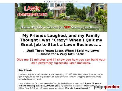 How to Start a Lawn Business – LawnCompanySecrets.com