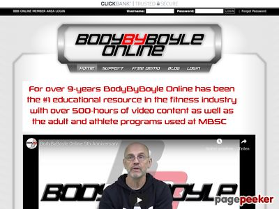 Bodybyboyle Online Strength And Conditioning Service