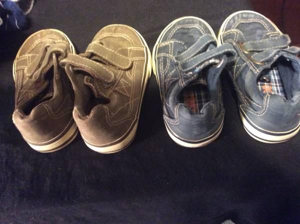Baby sneakers (Taunton) $5