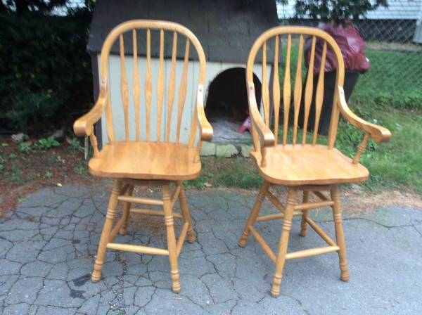2 stools (Taunton) $15