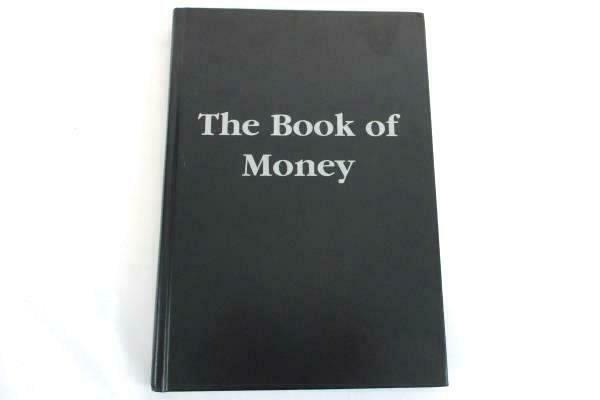 The Book of Money Edited by Mike Palmer & Ryan Markish 2004 Hardcover Agora