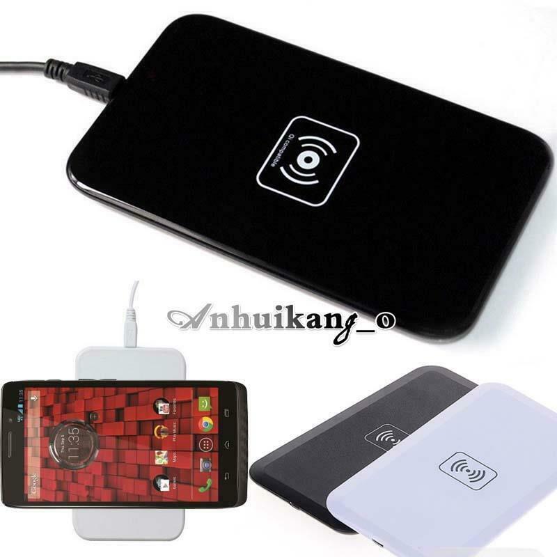 Universal Fast QI Wireless Charger Charging Pad Dock – Motorola Droid Phones