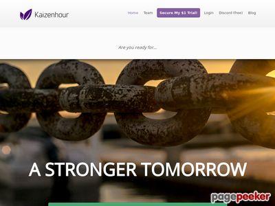 Kaizen Hour: Unlock Your Weight Loss – Kaizen Hour