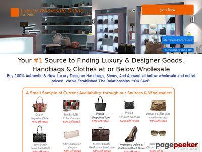 Luxury Designer Wholesale  – Designer Handbags and more Below Wholesale