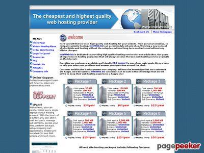 All Cheap Web Hosting ($3-$45 per year web hosting plans database)