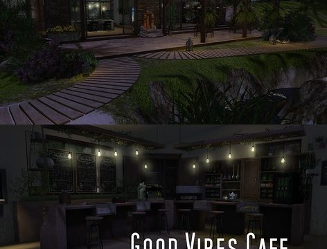 Good Vibes Cafe & Nude Beach - Now Open
