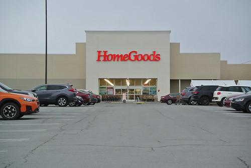 Home Goods Sangertown Square New Hartford NY