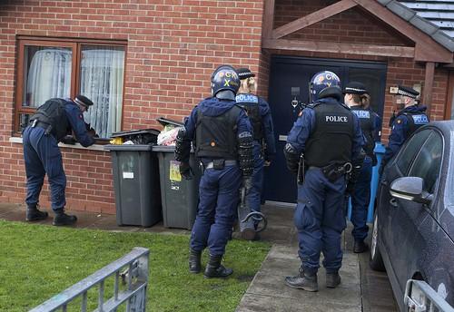 Challenger - Crackdown on Organised Crime