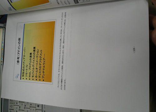 Windows Home Server Text