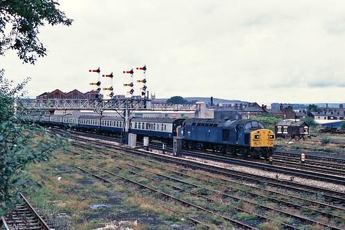 British Railways 40135