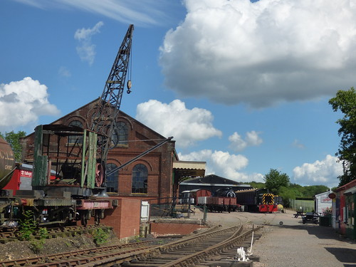 East Anglian Railway Museum – The Goods Shed