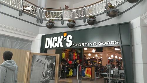 Ward Parkway Center - Kansas City, Missouri - Dick's Sporting Goods Entrance