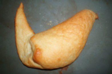 little bird croissant.