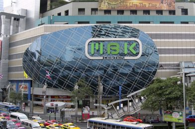 Home of counterfeit goods, MBK Center – Bangkok