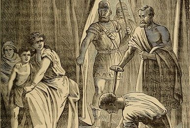 "Image from page 214 of ""Delightful stories; or, Home talks out of the Wonderful book.."" (1888)"