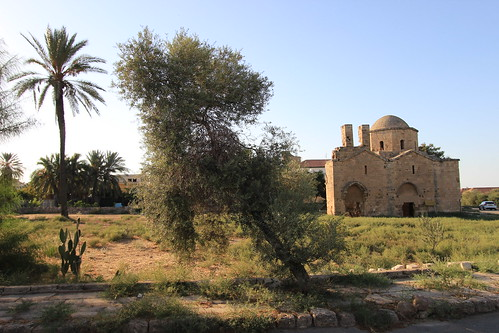 Abandoned Architecture, Ayios Nicolaos Greek Orthodox Church, Walled City, Famagusta, Turkish Republic Of North Cyprus.
