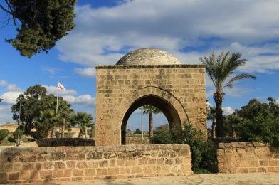 Arched Architecture, Famagusta, Turkish Republic Of North Cyprus.