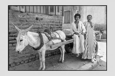 Delivery man and his brother, Aswan Egypt – August 1981